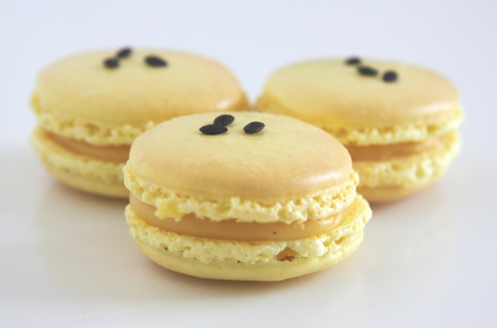 Passionsfrugt macarons (6)
